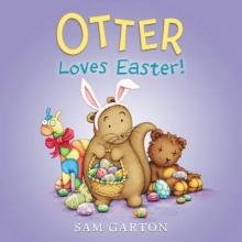 Sam Garton Otter Loves Easter!