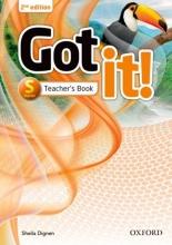 Got It! Starter: Teacher`s Book Pack