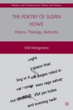 Montgomery, William The Poetry of Susan Howe
