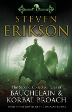 Erikson, Steven The Second Collected Tales of Bauchelain & Korbal Broach