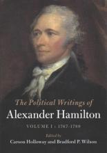 Hamilton, Alexander The Political Writings of Alexander Hamilton