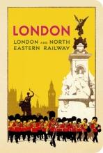 London Stitch Lined Pocket Notebook