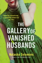 Solomons, Natasha The Gallery of Vanished Husbands