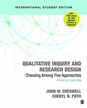 John W. Creswell,   Cheryl N. Poth Qualitative Inquiry and Research Design (International Student Edition)