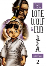 Koike, Kazuo New Lone Wolf and Cub, Volume 2