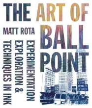 Rota, Matt Art of Ballpoint