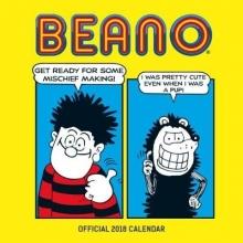 Beano (Classic) Official 2018 Calendar - Square Wall Format