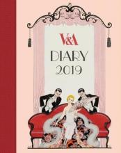 V&a Desk Diary 2019