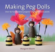 Bloom, Margaret Making Peg Dolls