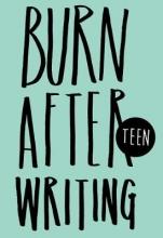 Shove, Rhiannon Burn After Writing Teen