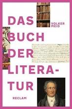 Meid, Volker Das Buch der Literatur
