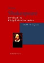 Shakespeare, William Leben und Tod Königs Richard des zweyten.