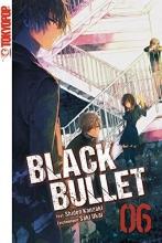 Kanzaki, Shiden Black Bullet - Novel 06