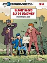 Algemeen , S053 DE BLAUWBLOEZEN BLAUW BLOED BIJ DE BLAUWEN SC