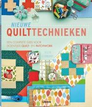 Jessica  Alexandrakis Nieuwe quilttechnieken