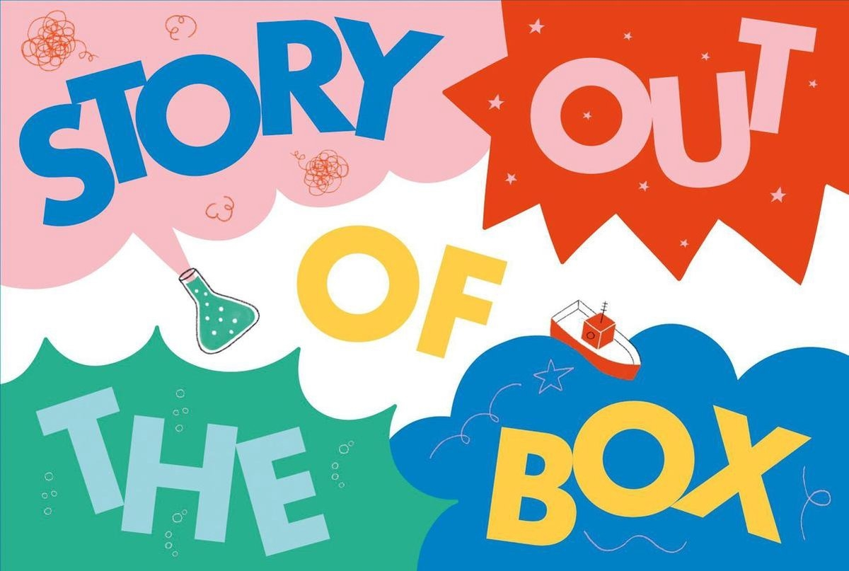 Leander Deeny, Nicky Hoberman,Story Out of the Box