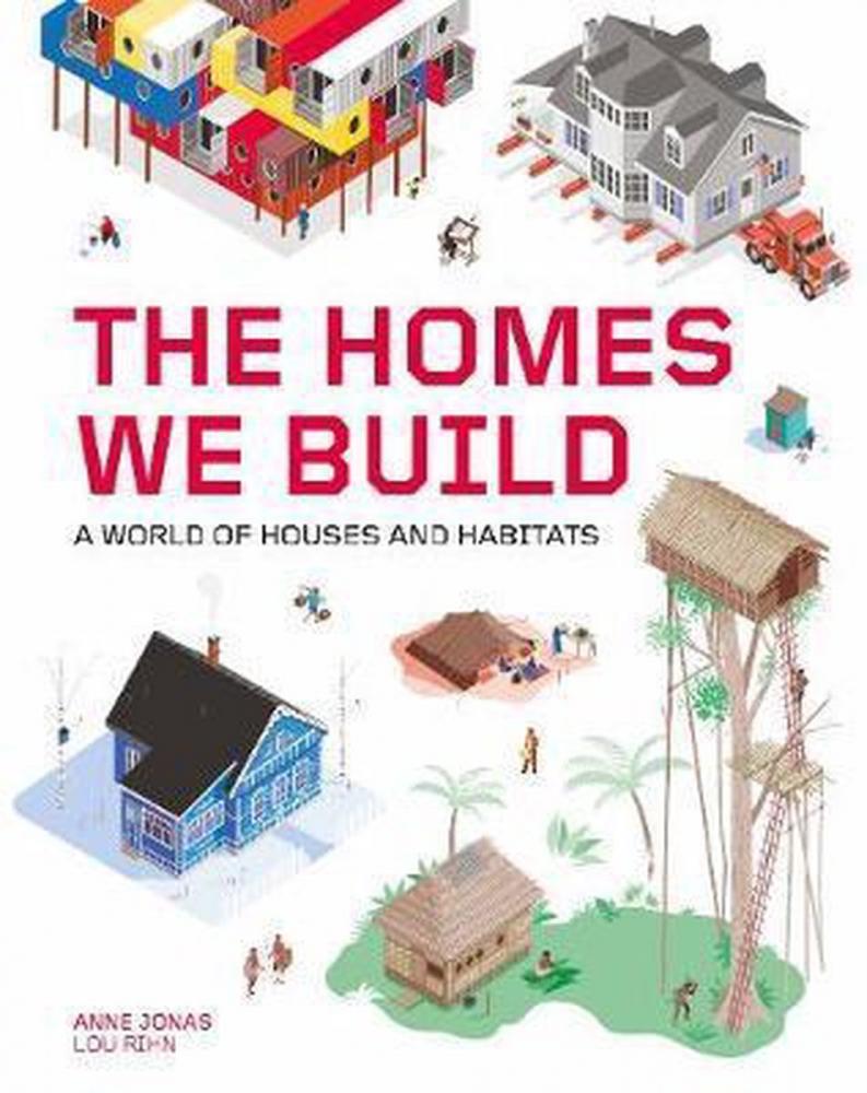 Anne Jonas,The Homes We Build