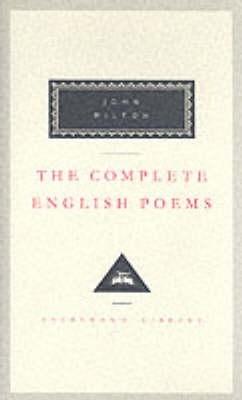 John Milton,The Complete English Poems