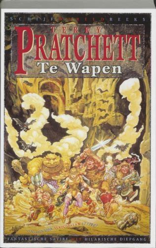 Terry Pratchett,Te wapen