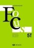 , Focus 5 Tso - Leerwerkboek