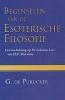 G. de Purucker, Beginselen van de Esotherische Filosofie