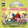 Hans Christian Andersen, De Vlo en de Professor hoorspel boek+CD