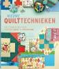 <b>Jessica  Alexandrakis</b>,Nieuwe quilttechnieken
