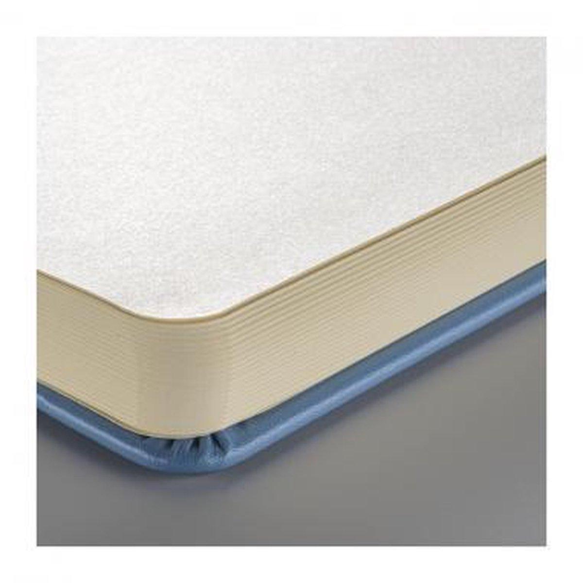 9314211m,Talens art creation schetsboek 9x14cm 140grams 80 vel lake blue