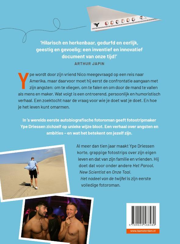 Ype Driessen,Het nadeel van de twijfel
