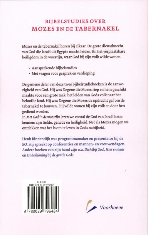 Henk Binnendijk,Met God in de woestijn