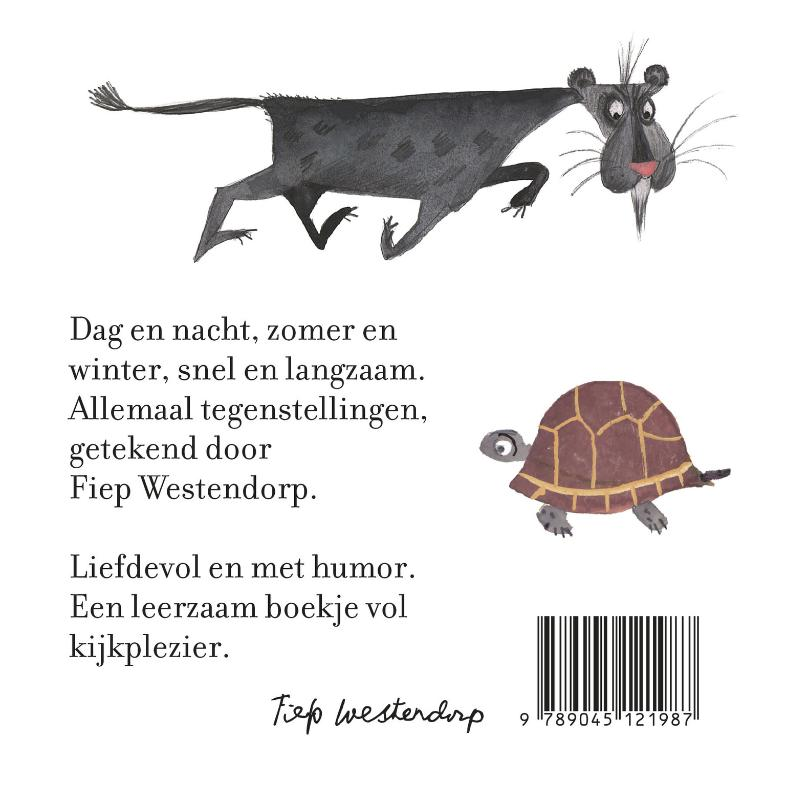 Fiep Westendorp,Fiep in Tegenstellingen