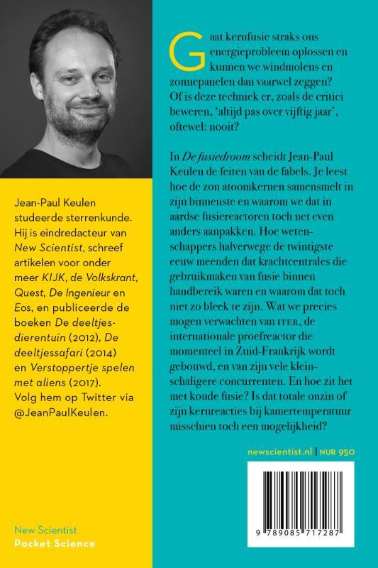 Jean-Paul Keulen,De fusiedroom