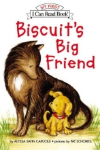 Capucilli, Alyssa Satin Biscuit`s Big Friend