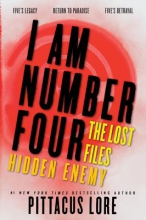 Lore, Pittacus I Am Number Four: The Lost Files Bind-up 3