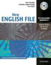 English File - New Edition. Pre-Intermediate. Student`s Book, Workbook with Key und CD-Extra