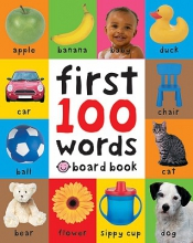Priddy, Roger First 100 Words