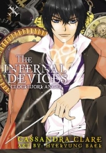 Clare, Cassandra The Infernal Devices 1