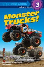 Goodman, Susan E. Monster Trucks!
