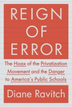 Ravitch, Diane Reign of Error
