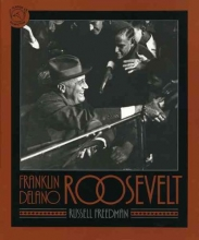 Freedman, Russell Franklin Delano Roosevelt