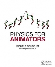 Bousquet, Michele Physics for Animators
