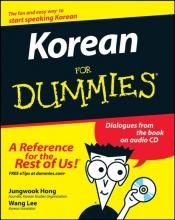 Jungwook Hong Korean For Dummies
