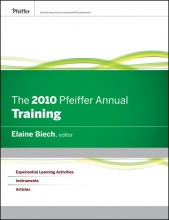 Biech, Elaine The The 2010 Pfeiffer Annual