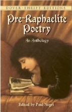 Dover Thrift Editions Pre-Raphaelite Poetry