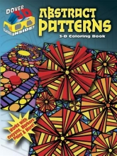 Jessica Mazurkiewicz 3-D Coloring Book - Abstract Patterns