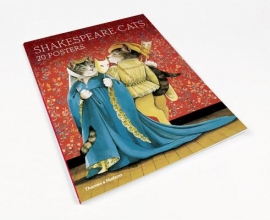 Herbert, Susan Shakespeare Cats: Poster Book