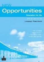 Reilly, Patricia Opportunities Global Pre-Intermediate Language Powerbook NE