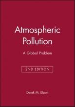 Elsom, Derek M. Atmospheric Pollution
