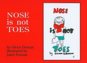 Doman, Glenn Nose Is Not Toes