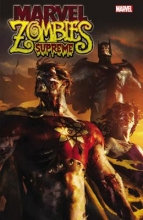 Marraffino, Frank Marvel Zombies Supreme